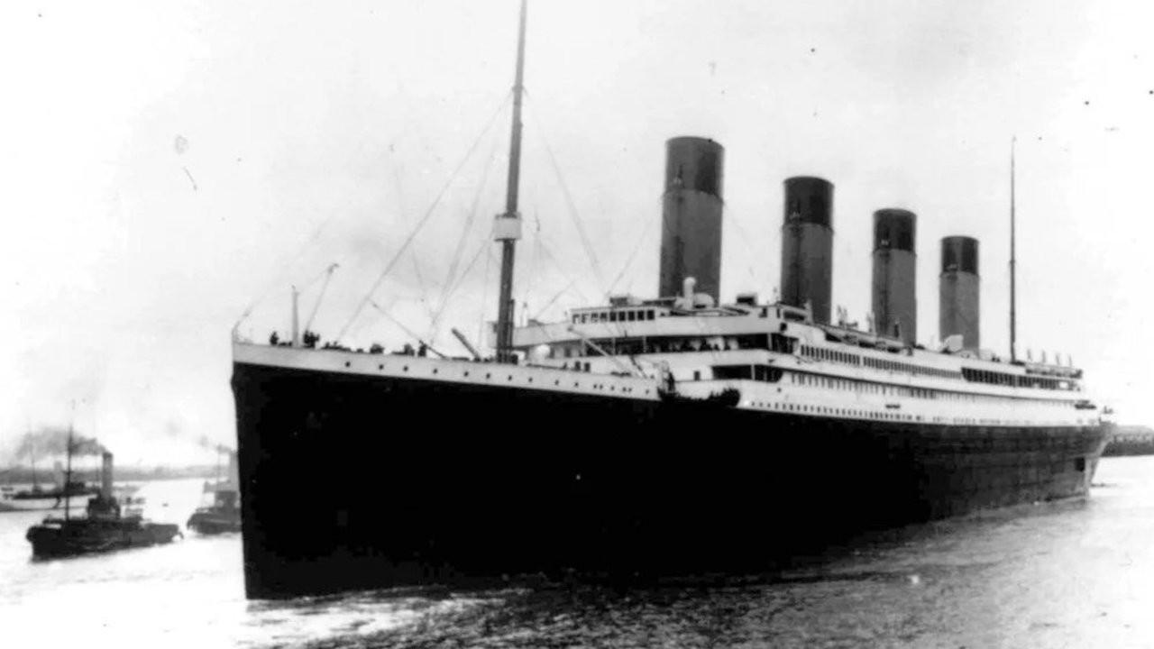 Titanik 'yok oluyor': Keşif ekibi enkazı araştıracak
