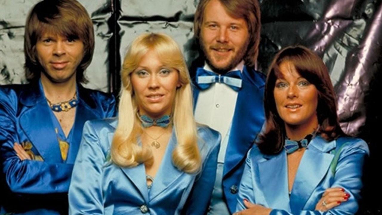 ABBA'nın 'Gold' albümü 'tarihe geçti'