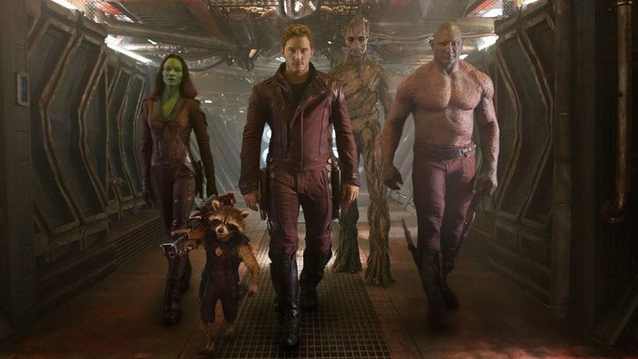 Chris Pratt duyurdu: 'Galaksinin Koruyucuları 3' geliyor