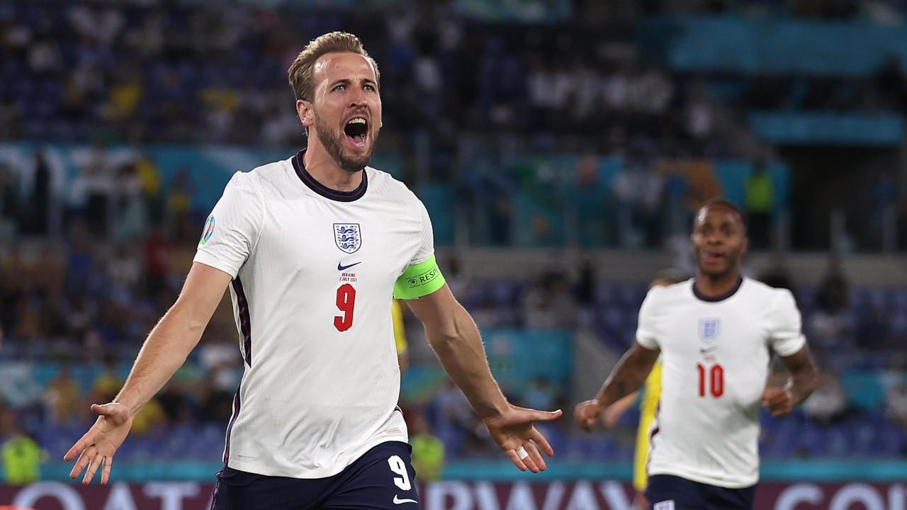 EURO 2020'de son yarı finalist İngiltere