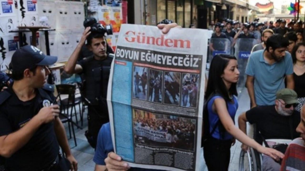 Anayasa Mahkemesi'nden Özgür Gündem'in kapatılmasına ihlal kararı