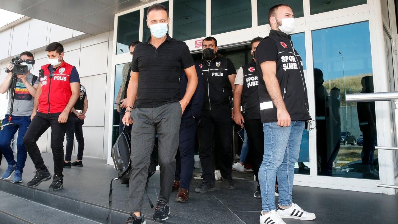 Fenerbahçe'nin yeni teknik direktörü Vitor Pereira, İstanbul'da