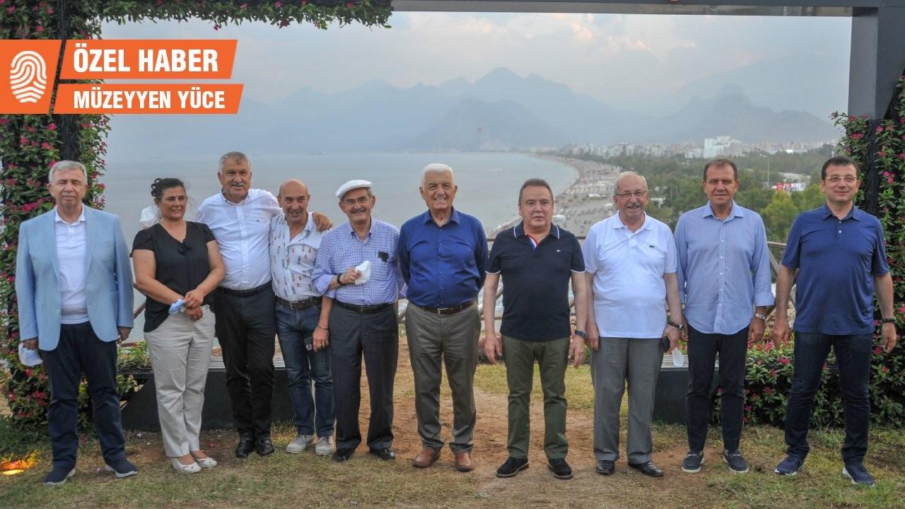 CHP'den 52 sayfalık yerel yönetimler politika belgesi