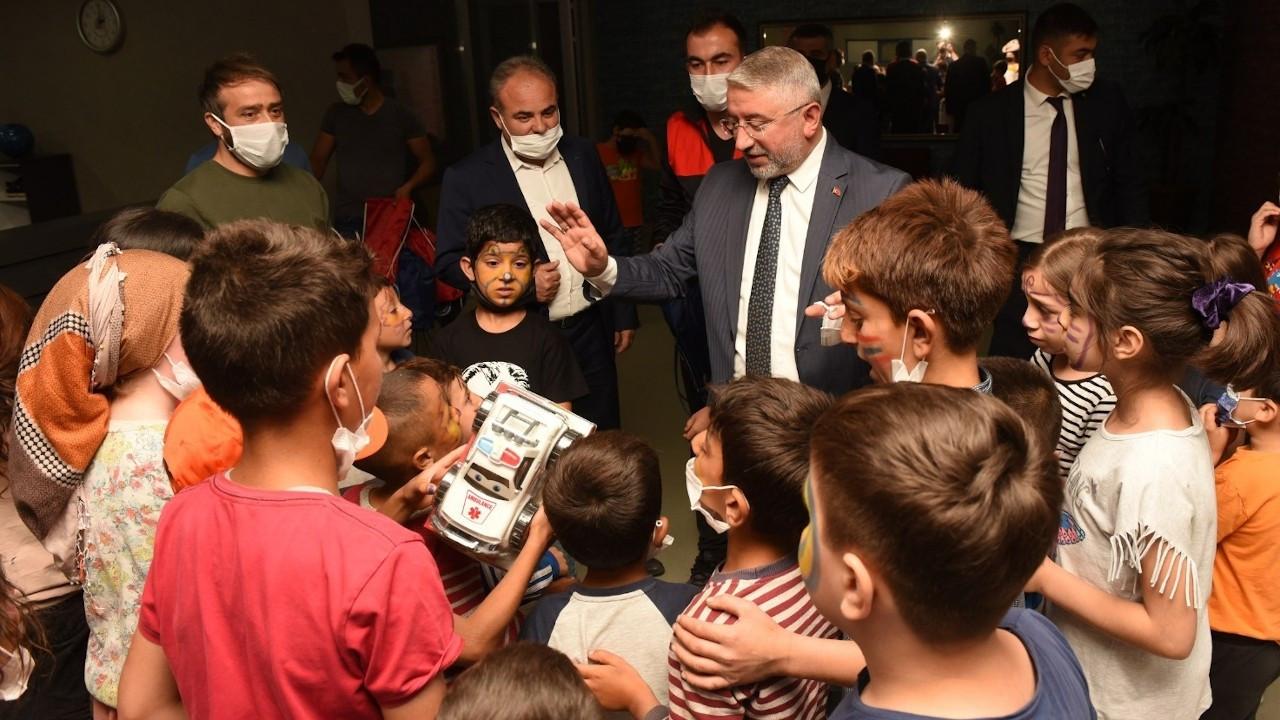 Çorum Belediyesi'nden çocuklar için etkinlik