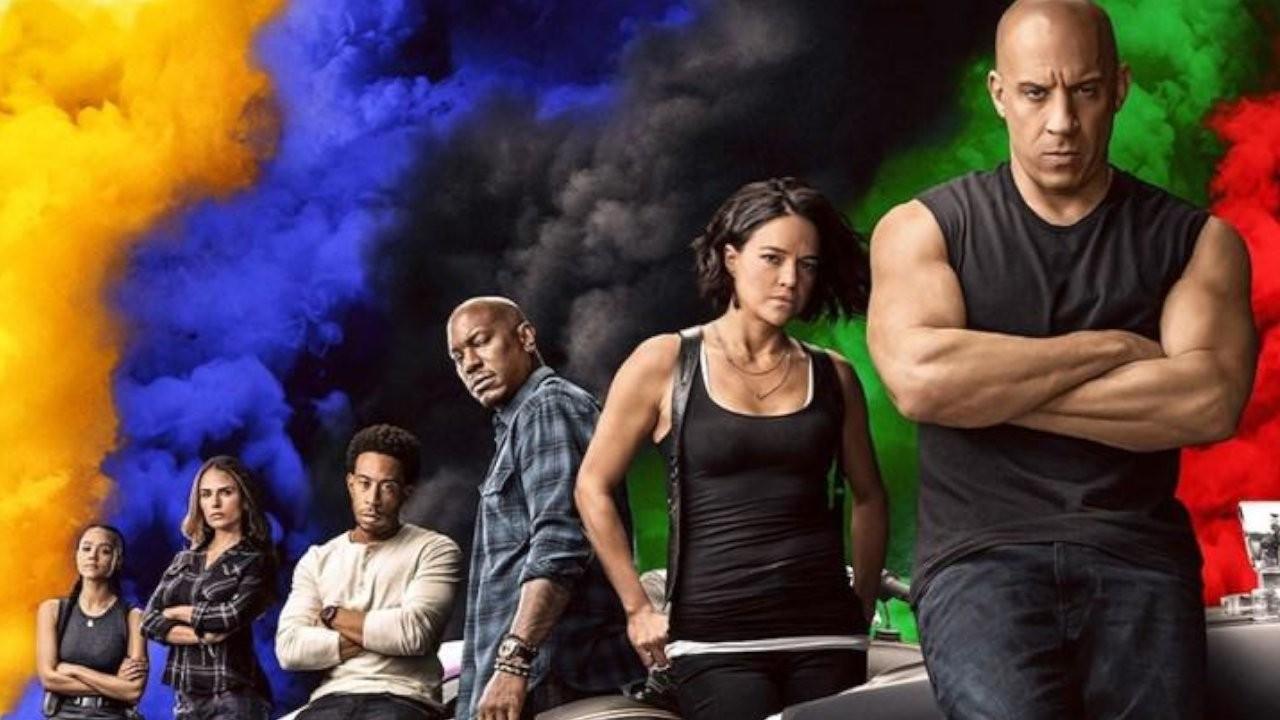 Hızlı ve Öfkeli 9, koronada 500 milyon dolar kazanan ilk film oldu