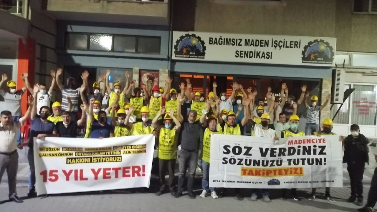 Somalı madenciler yeniden Ankara yolunda: 15 yıl yeter!