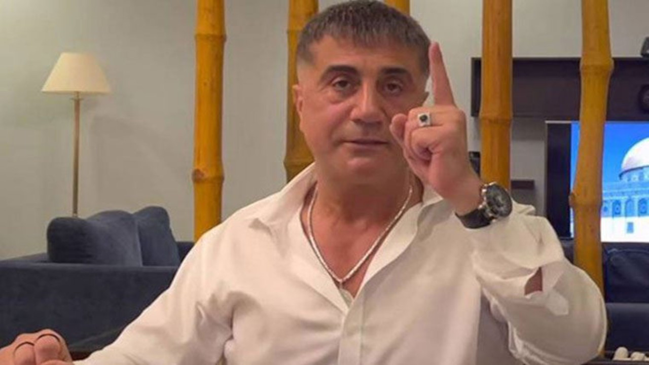 Emniyette alınan ifadeyi bir gün sonra Sedat Peker yayınladı
