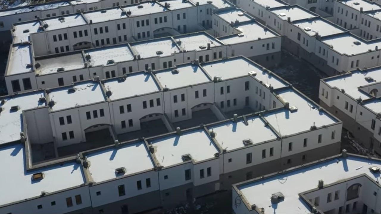 'Sur'daki yeni yapılar cezaevini andırıyor'