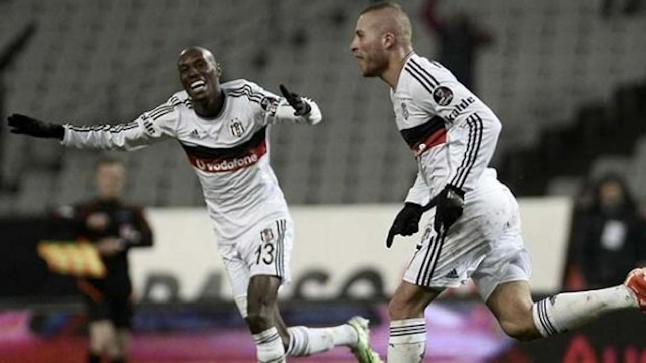 Beşiktaş 4 futbolcusuyla sözleşme yeniledi