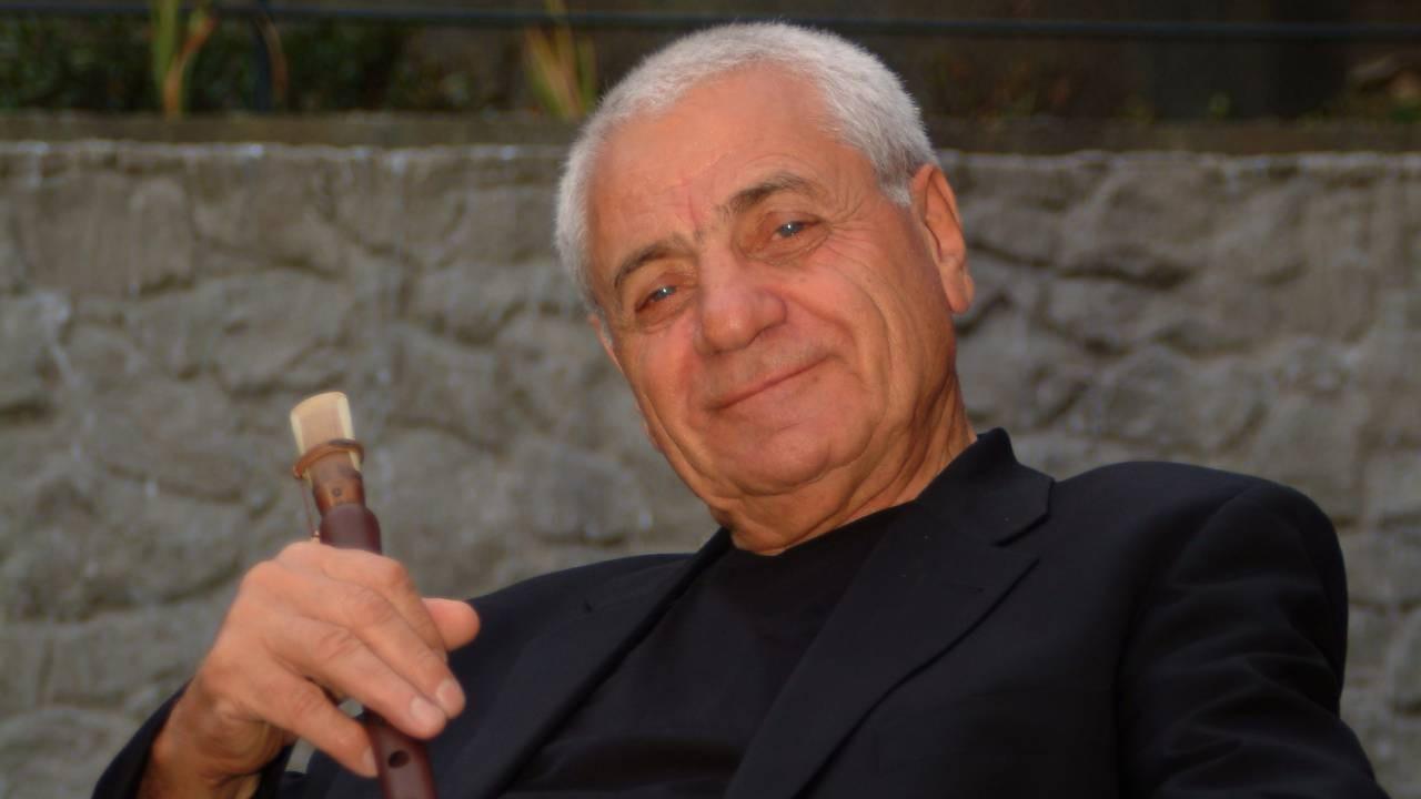 Duduk ustası sanatçı Djivan Gasparyan vefat etti