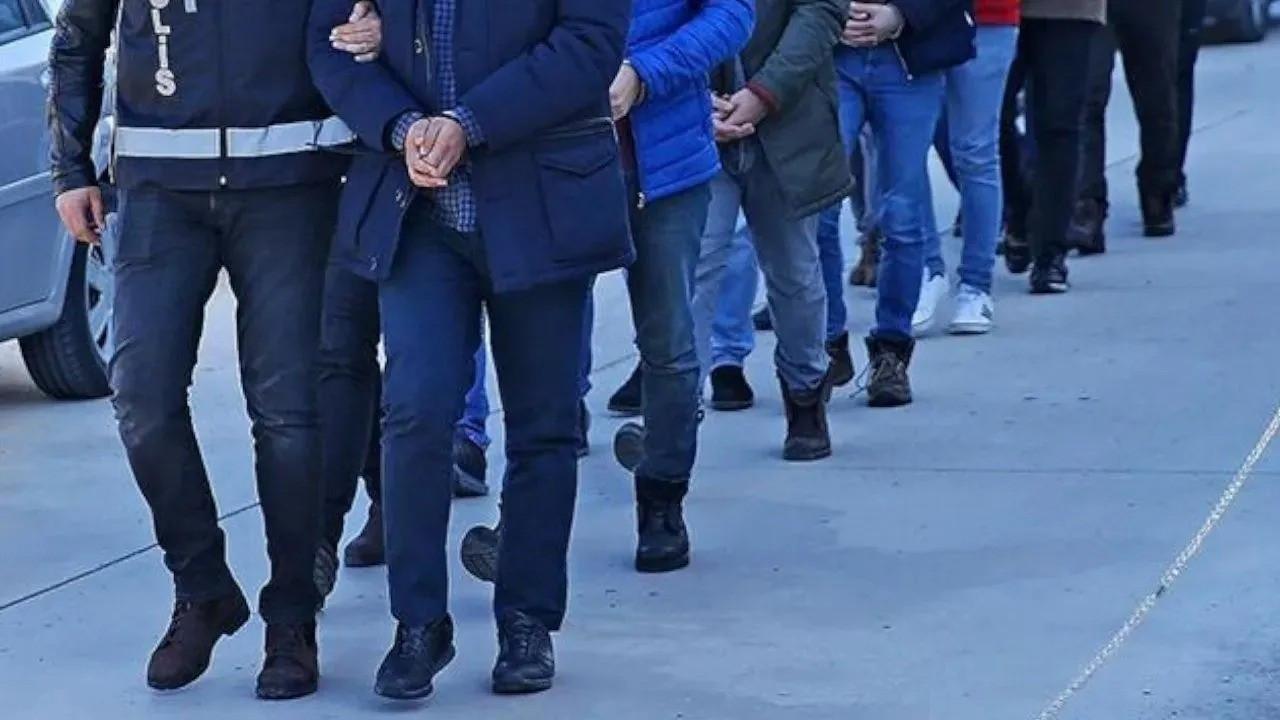 66 kişi hakkında 'FETÖ'den gözaltı kararı