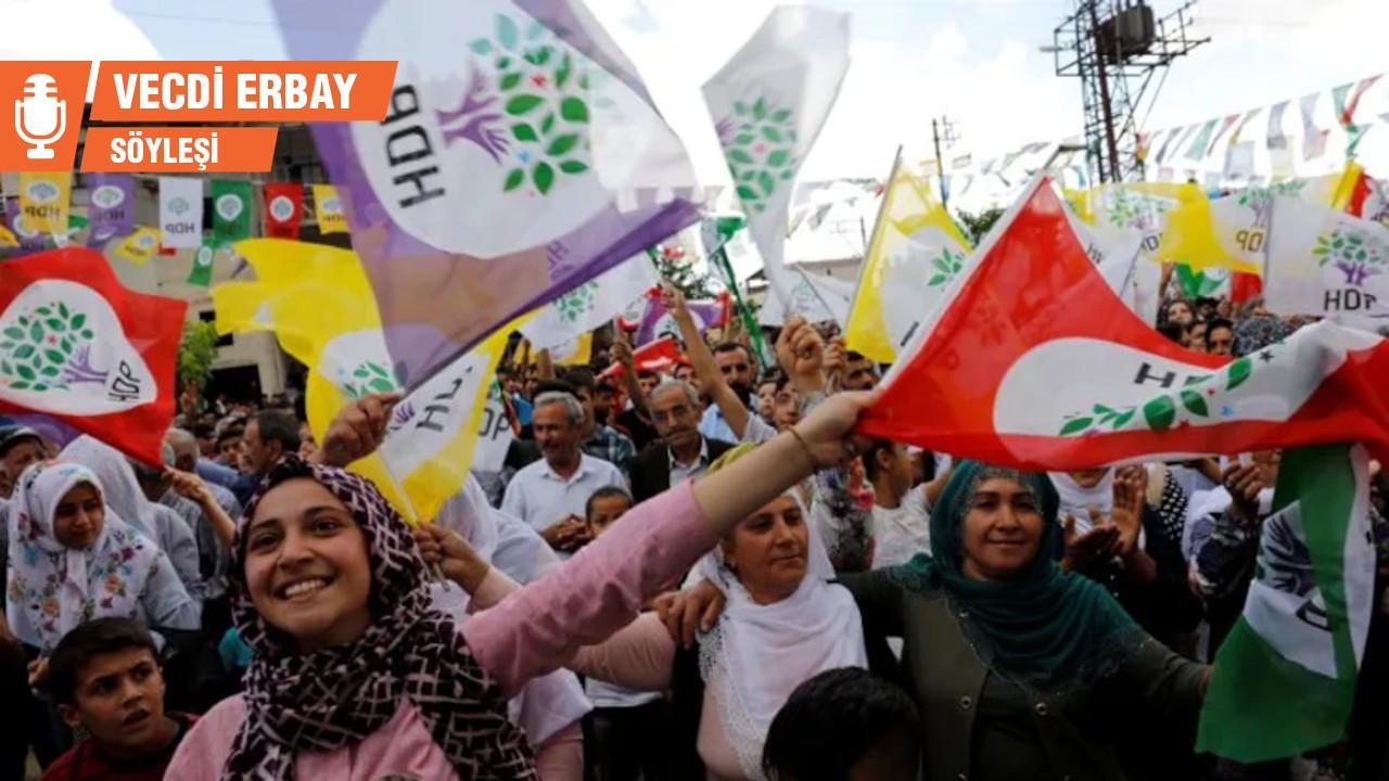 HDP Diyarbakır Milletvekili Taşçıer: Kimse HDP'nin oylarına göz dikmesin