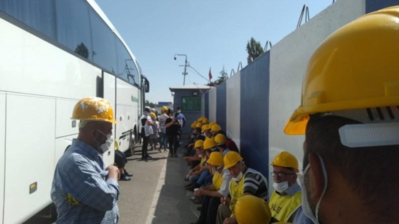 Maden işçileri Meclis'te partilerle görüşecek
