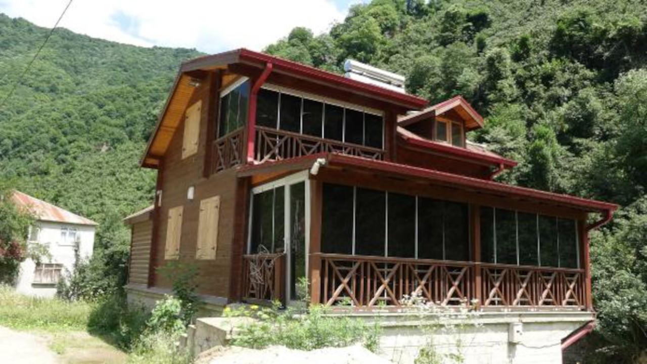 Mehmet Aydın'ın kaçak villası görüntülendi