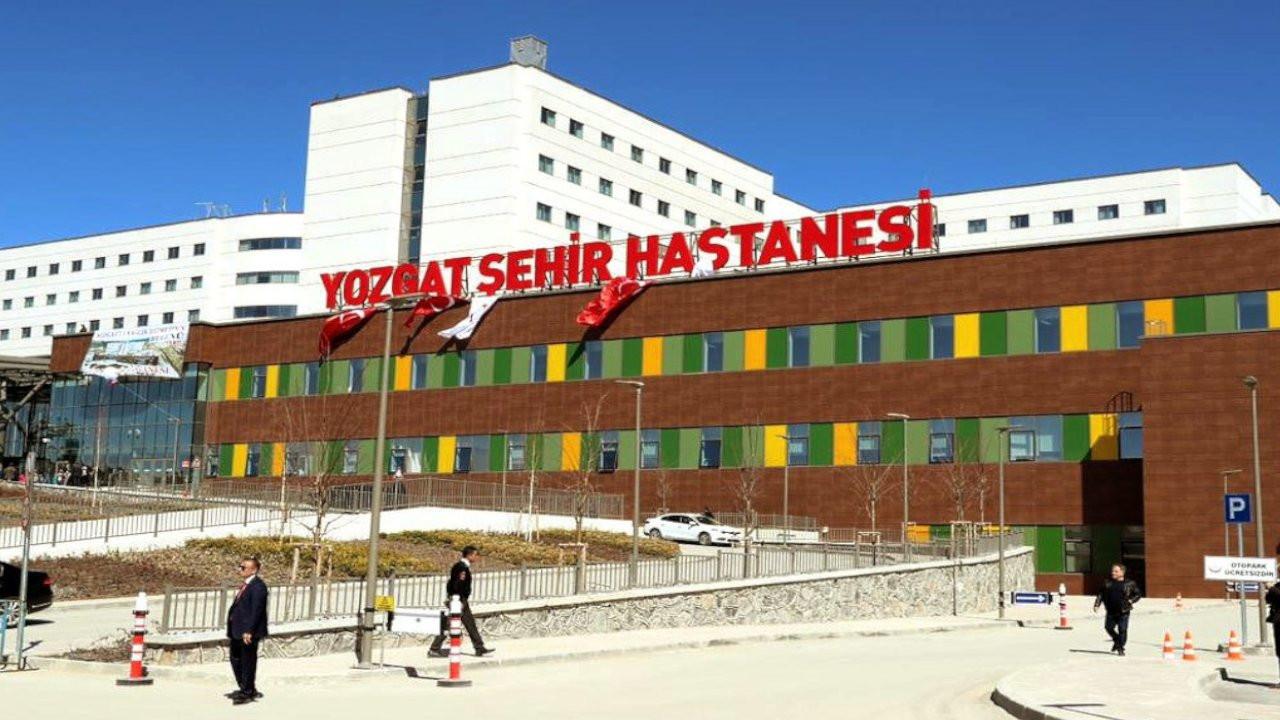 Yozgat Şehir Hastanesi'nde mobbing iddiası