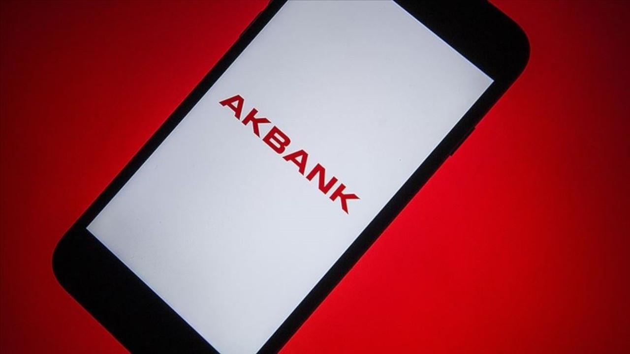 Akbank'tan yeni açıklama: Sistemlerimizi devreye almayı planlıyoruz