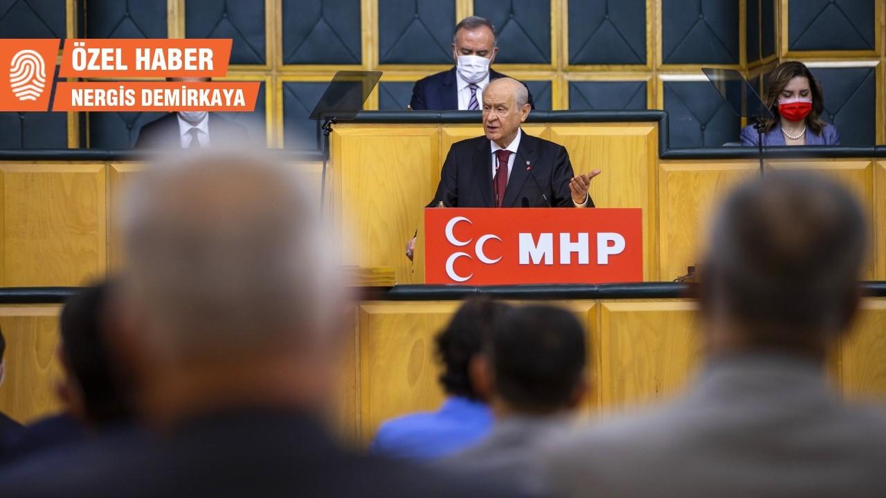 Devlet Bahçeli'nin fezleke ısrarına AK Parti'den 'Gündemde kalması olumlu' yanıtı