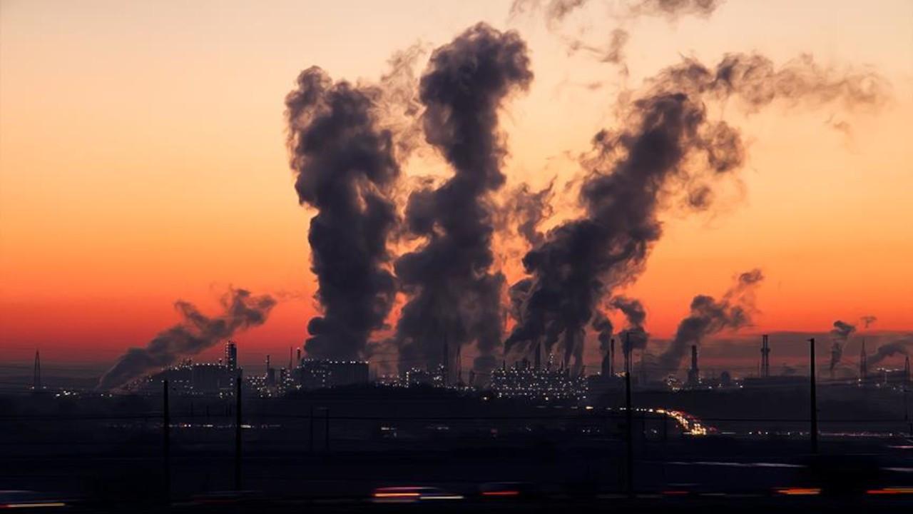 Temiz hava hakkı için toplanan imzalar Meclis'te