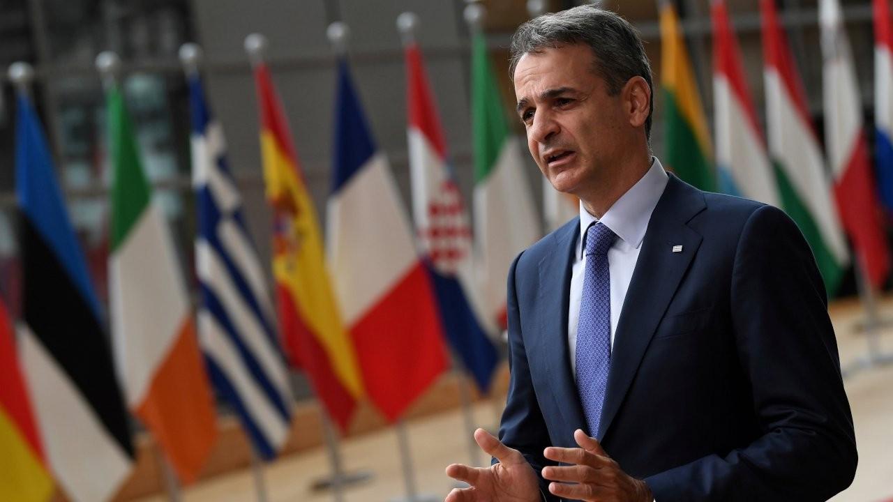 Miçotakis: Türkiye gerilim yolunu seçerse bunun sonuçları olacaktır