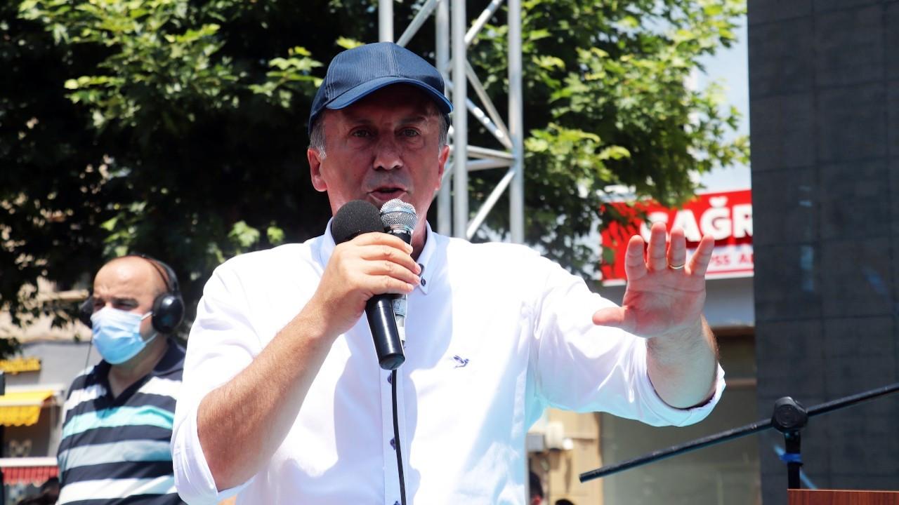 İnce'den Kılıçdaroğlu'na: Millet sana hak verirse kapatırız dükkanı