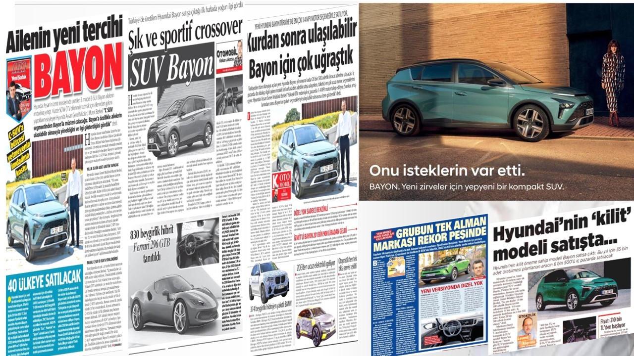 Faruk Bildirici yazdı... 'Otomotiv sayfaları: Ver reklamı al manşeti!'