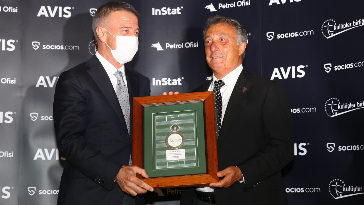 Süper Lig Kulüpler Birliği Vakfı'nın yeni başkanı Ahmet Ağaoğlu