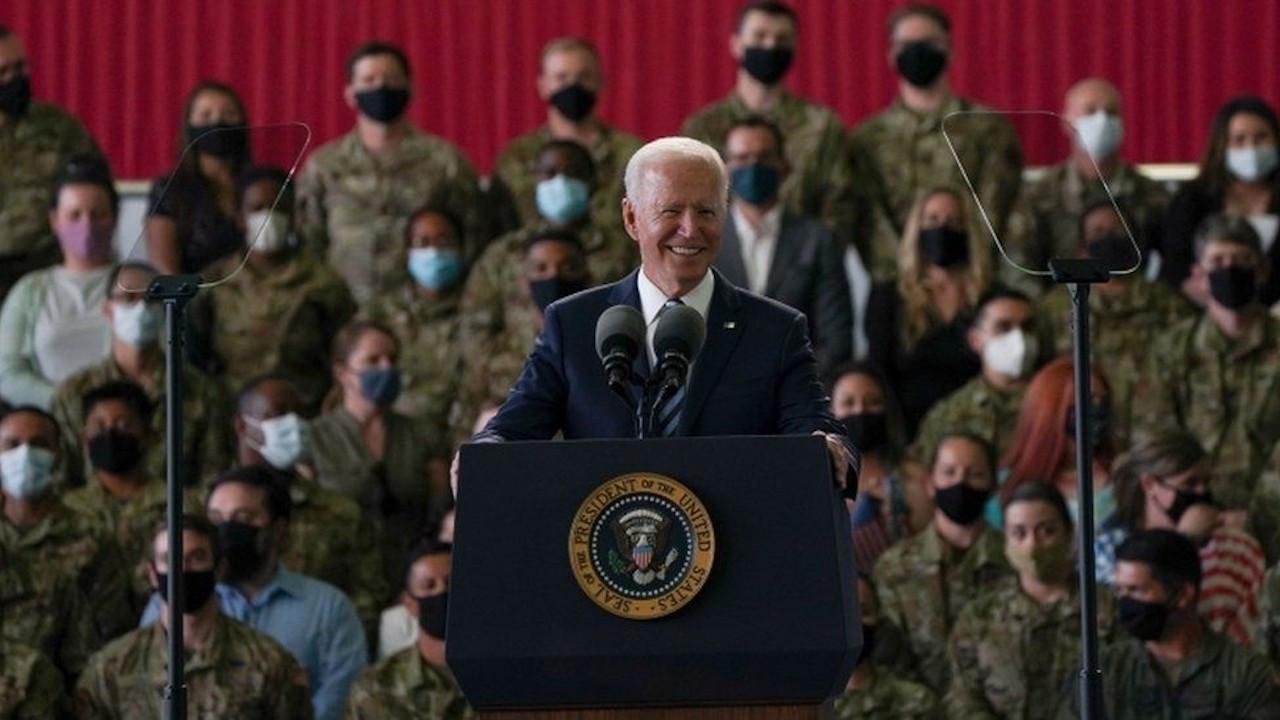 Biden: Afganistan'da tek bir hükümetin olma olasılığı düşük
