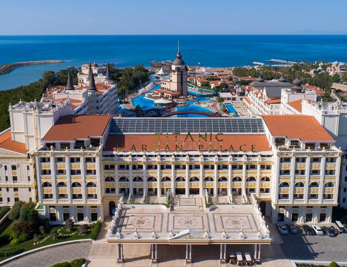 Mardan Palace'ın dev spor kompleksi icradan satışa çıktı: 178 milyon TL isteniyor - Sayfa 1