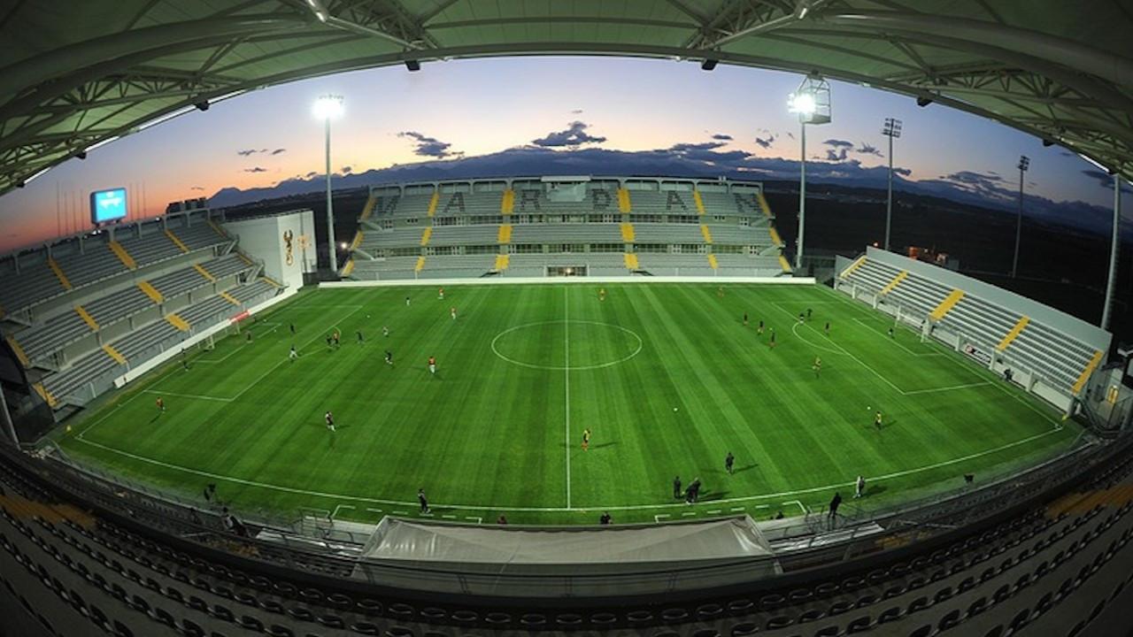 Mardan Palace'ın dev stadyumu icradan satışa çıktı