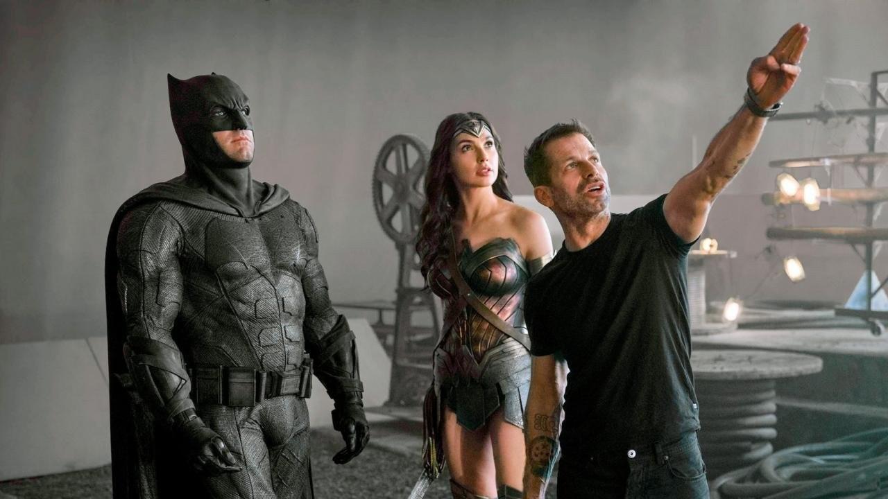Zack Snyder Netflix için bilim kurgu filmi çekecek