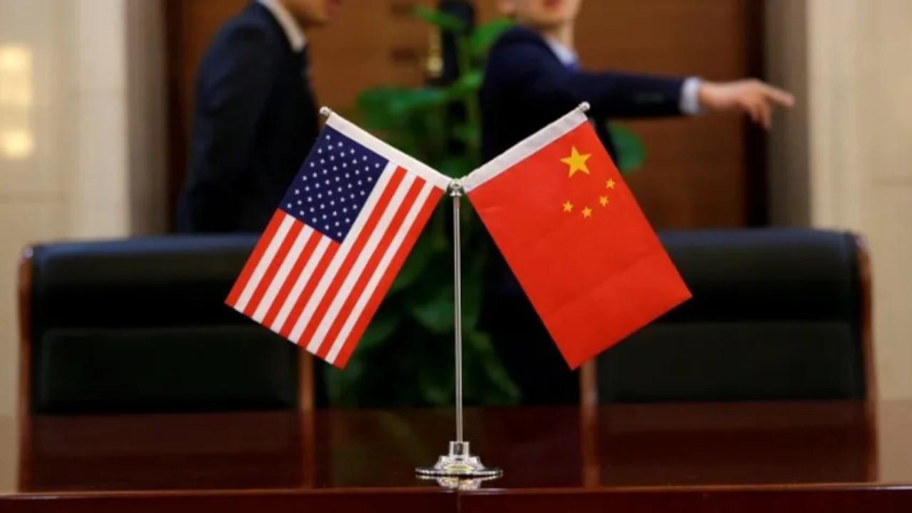 ABD'den 14 Çin şirketine Uygur yaptırımı