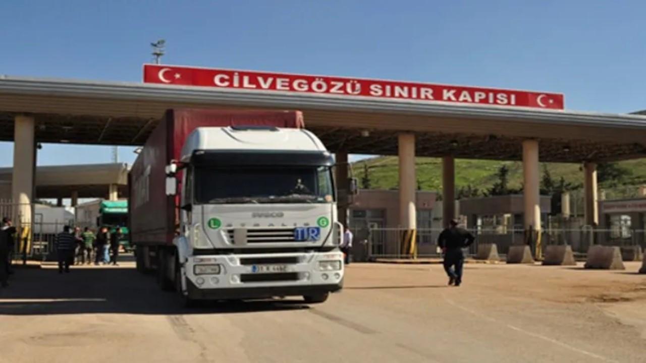 BMGK, Cilvegözü Sınır Kapısı'nın 1 yıl daha açık kalmasına karar verdi