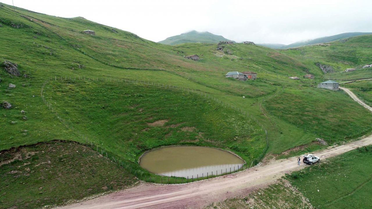 Kurutulan Dipsiz Göl eski haline dönemiyor - Sayfa 1