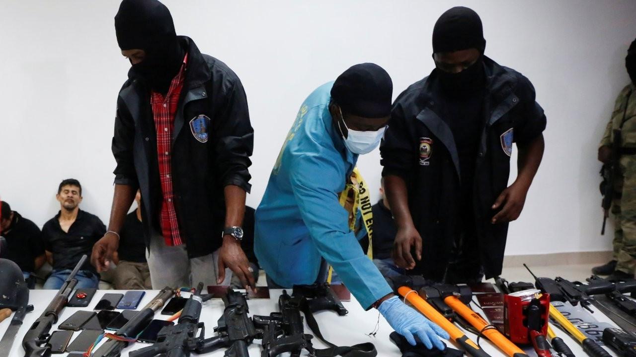 Haiti Devlet Başkanı Moise'nin suikastında 17 kişiye gözaltı