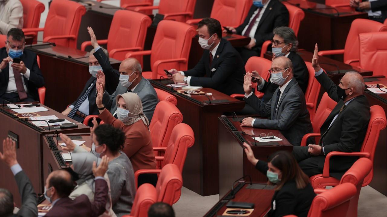 AK Parti'nin hazırladığı 'Hayvanları Koruma Kanunu' Meclis'ten geçti