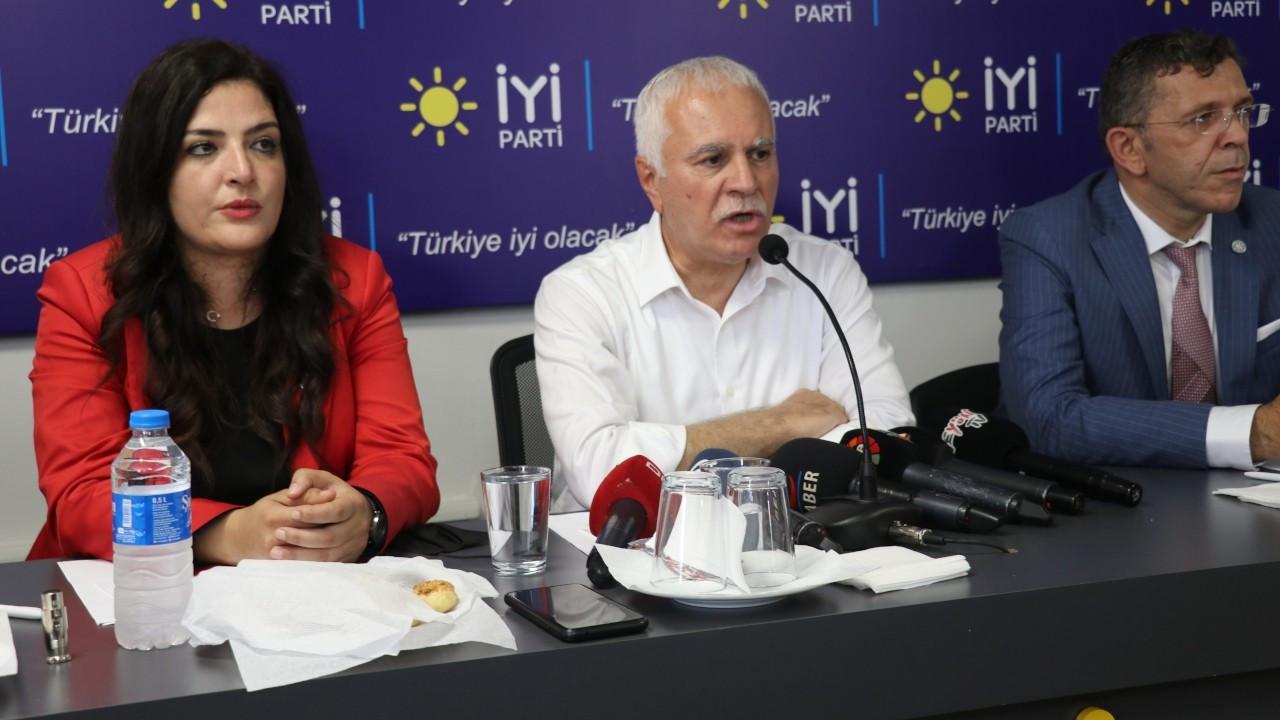 Aydın: Gönlümüzden Meral Akşener'in cumhurbaşkanı olması geçiyor