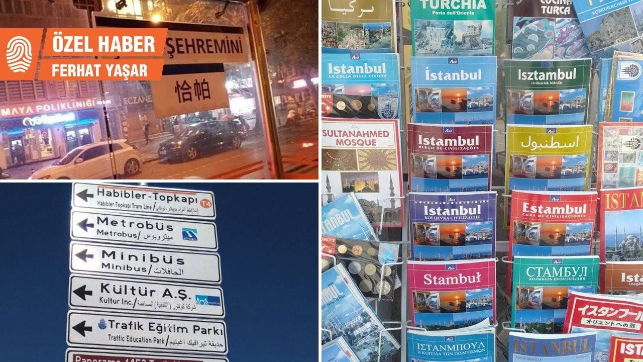 Kürtçe hariç 20 dilde hizmet veren kent: İstanbul