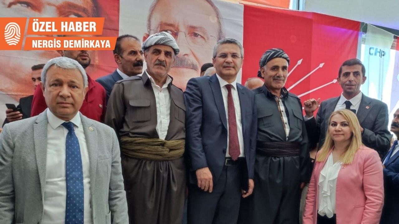 CHP'den Erdoğan'a davet: Gel, Doğu Masası seni gezdirsin