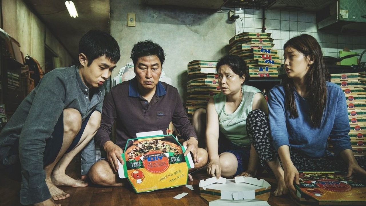 Yönetmen Bong Joon Ho Parazit dizisi hakkında konuştu