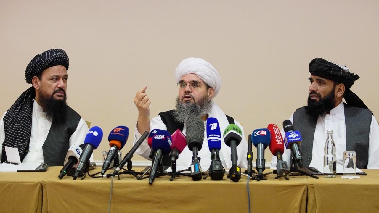 Taliban heyeti: Afganistan'ın yüzde 85'i kontrolümüz altında