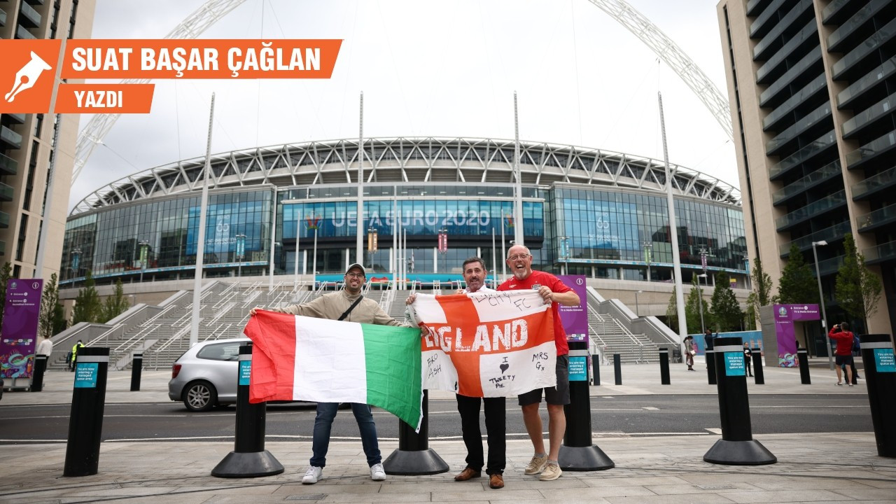 İtalya-İngiltere finali ve takas edilen kimlikler