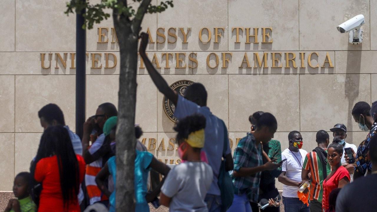 ABD, asker göndermiyor: FBI gidecek
