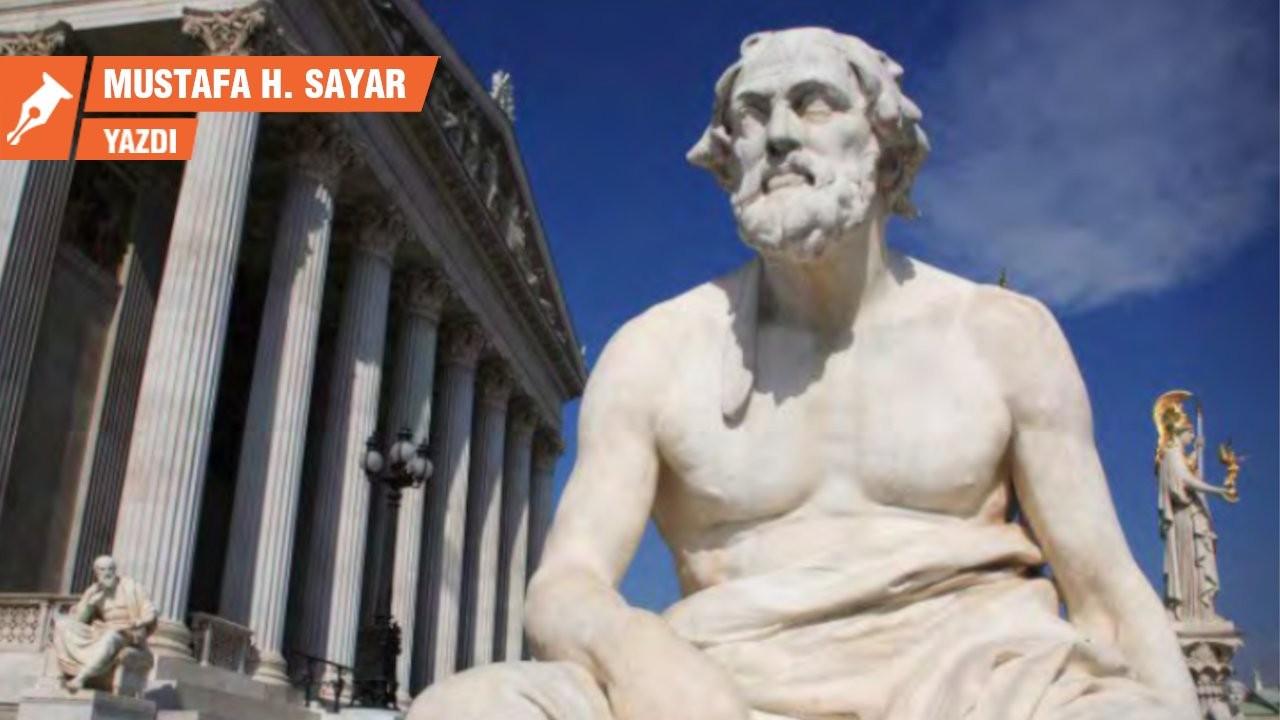 Antik dönemde Ege ve Akdeniz'de salgın hastalıklar