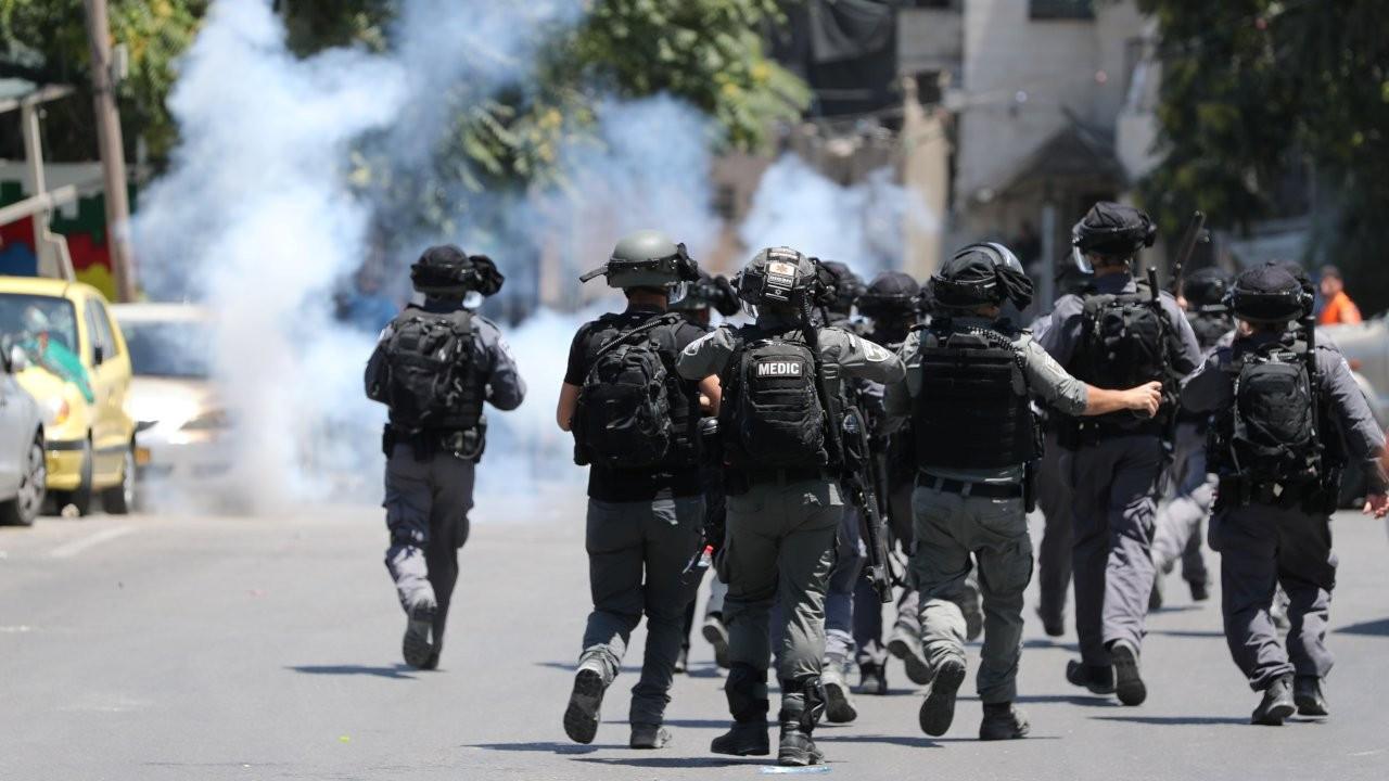 İsrail polisi Batı Şeria'da Filistinlilere ateş açtı: En az 370 yaralı