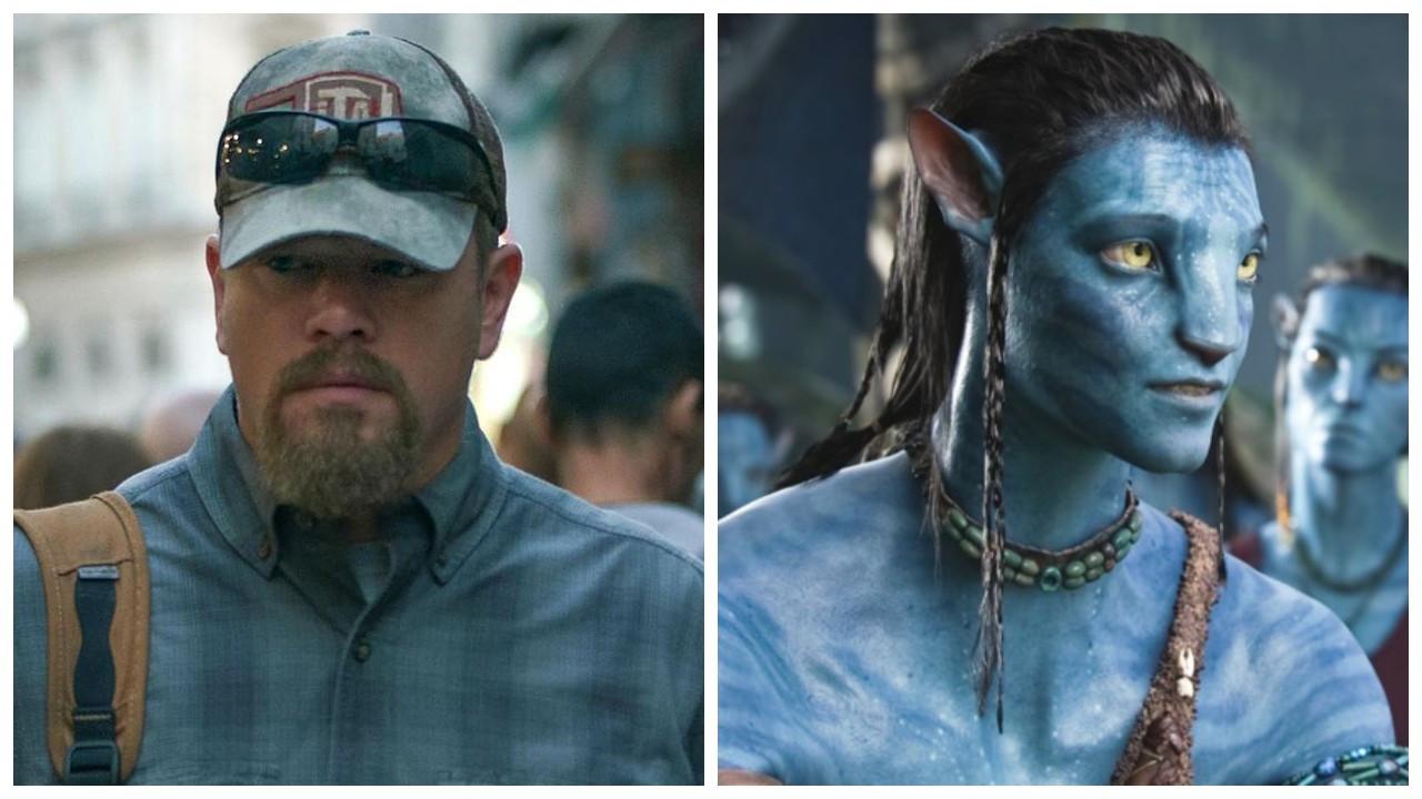 Avatar'ı reddeden Matt Damon: Tarihe geçeceğim…