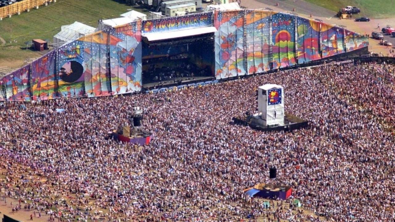 1999 Woodstock'ıbelgesel oluyor: Belgeselden ilk fragman yayınlandı