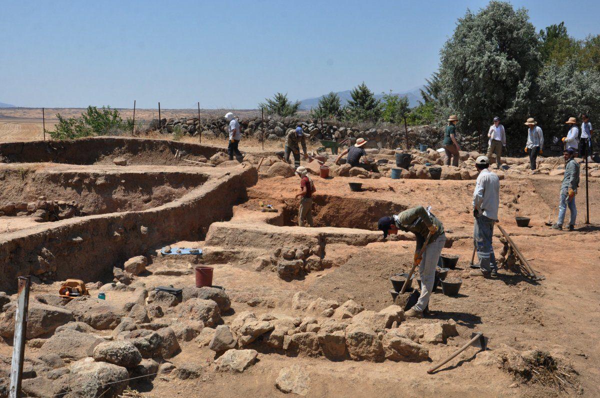Zincirli Höyük'te, Demir ve Orta Çağ eserleri bulundu - Sayfa 4