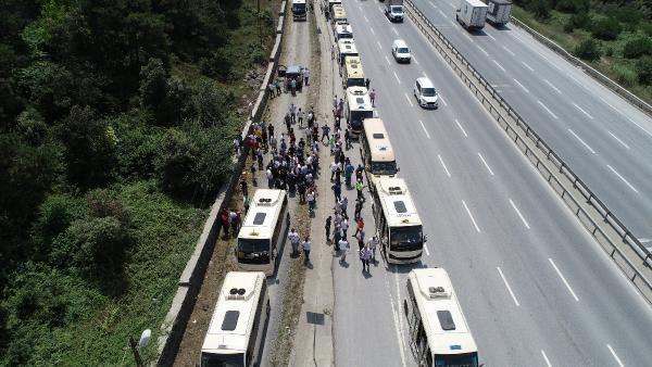 Minibüsçülerden 'Kahya' isyanı: Para vermezsen dövüyorlar - Sayfa 1