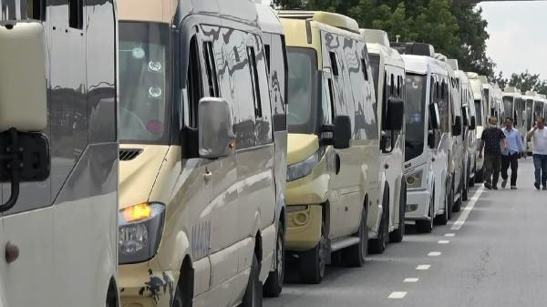 Minibüsçülerden 'Kahya' isyanı: Para vermezsen dövüyorlar - Sayfa 4