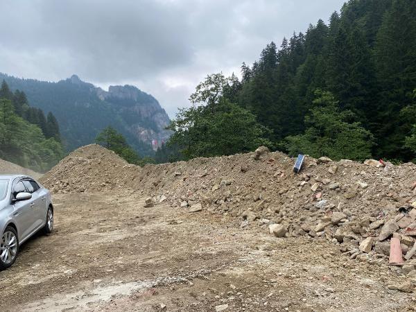 Sümela'nın sırrı: Restorasyon atıklarını milli parka dökmüşler - Sayfa 4